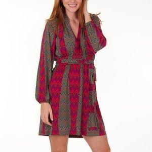 TRACY NEGOSHIAN   Zig Zag Dress/Tunic